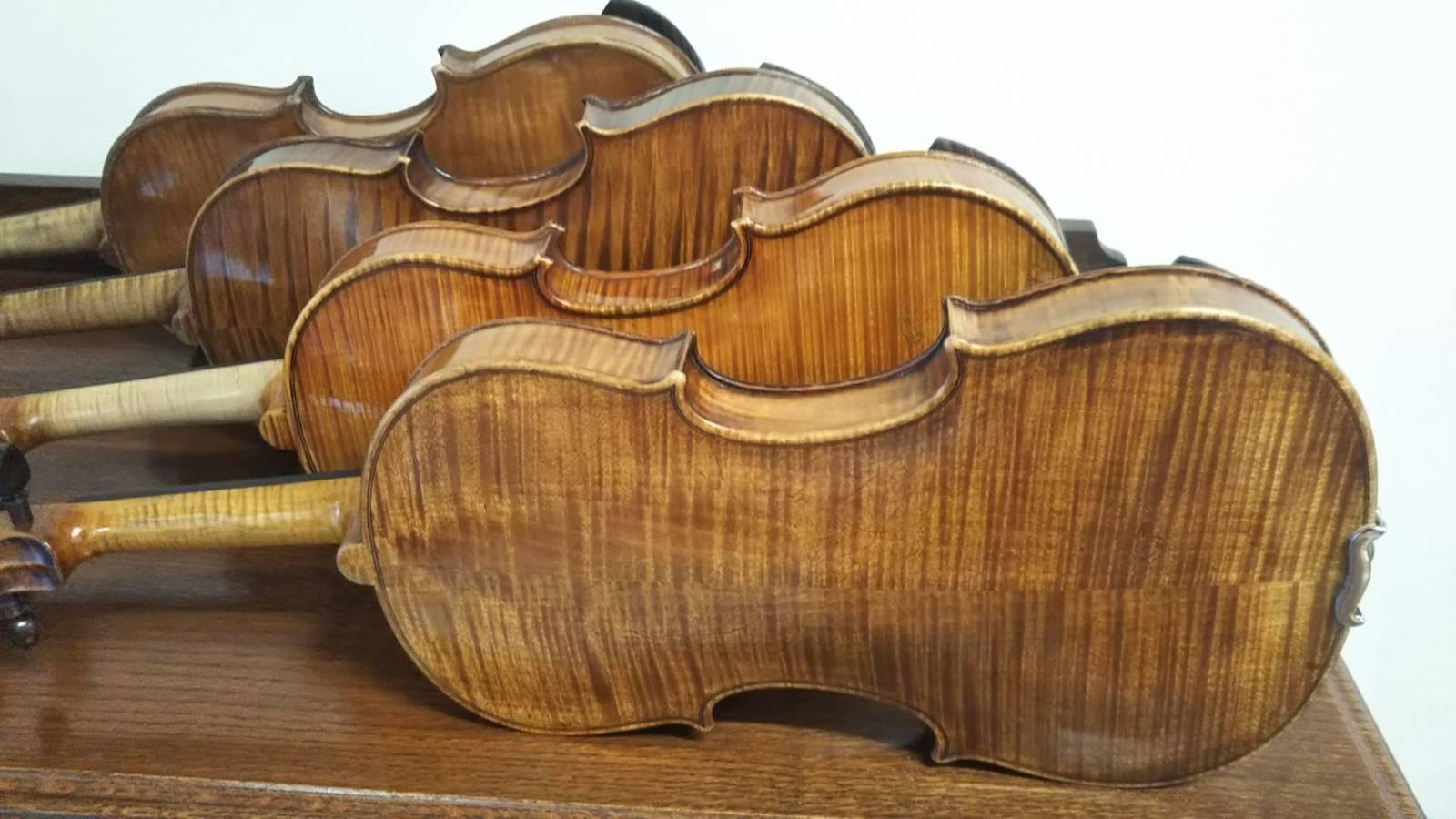 新入荷 イギリスのヴァイオリン