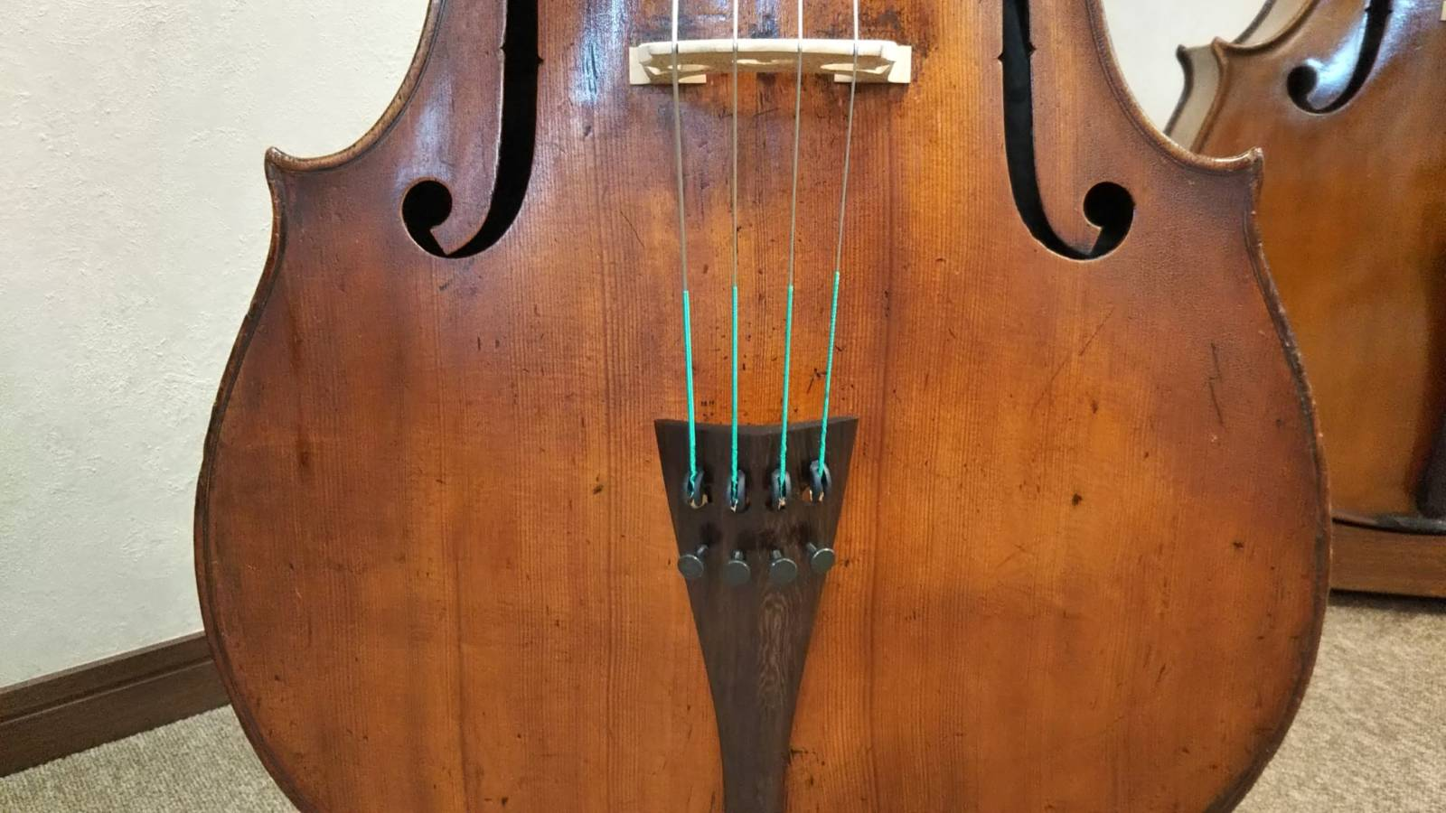チェロ弦 Versum solo
