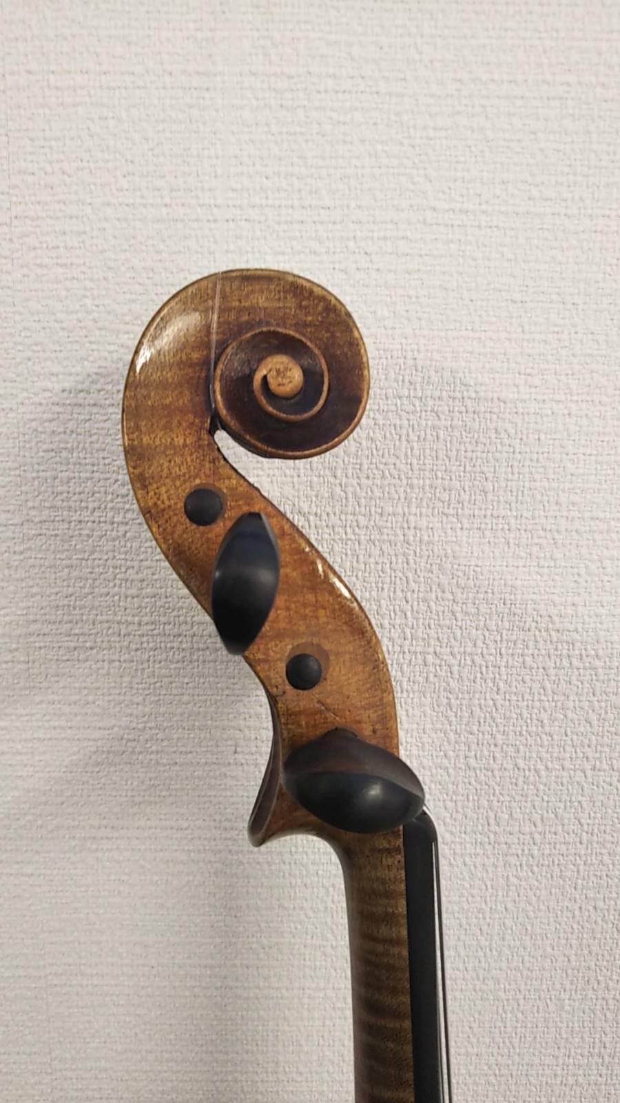 お値打ちなドイツ製バイオリン