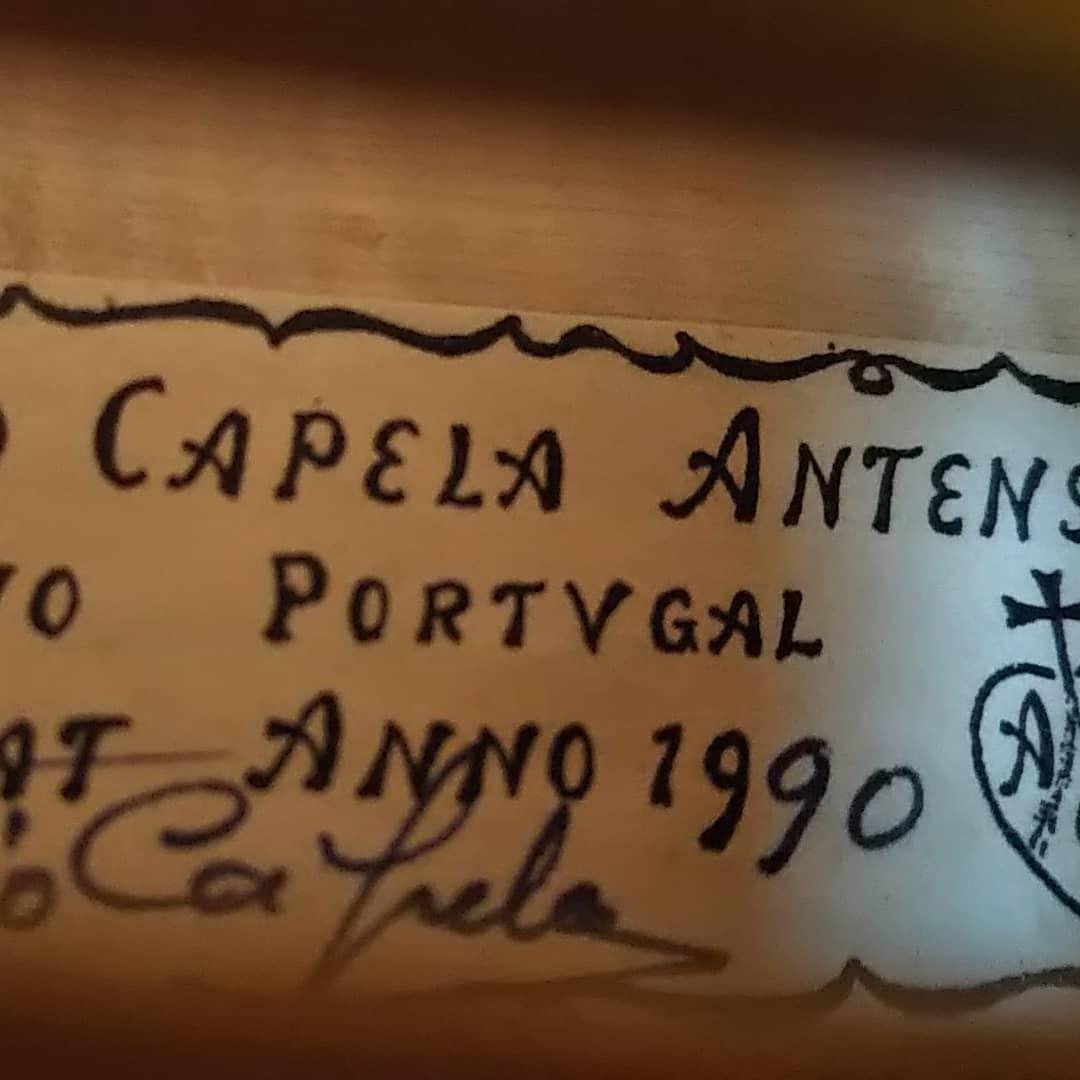 Antonio Capela 1990年製作
