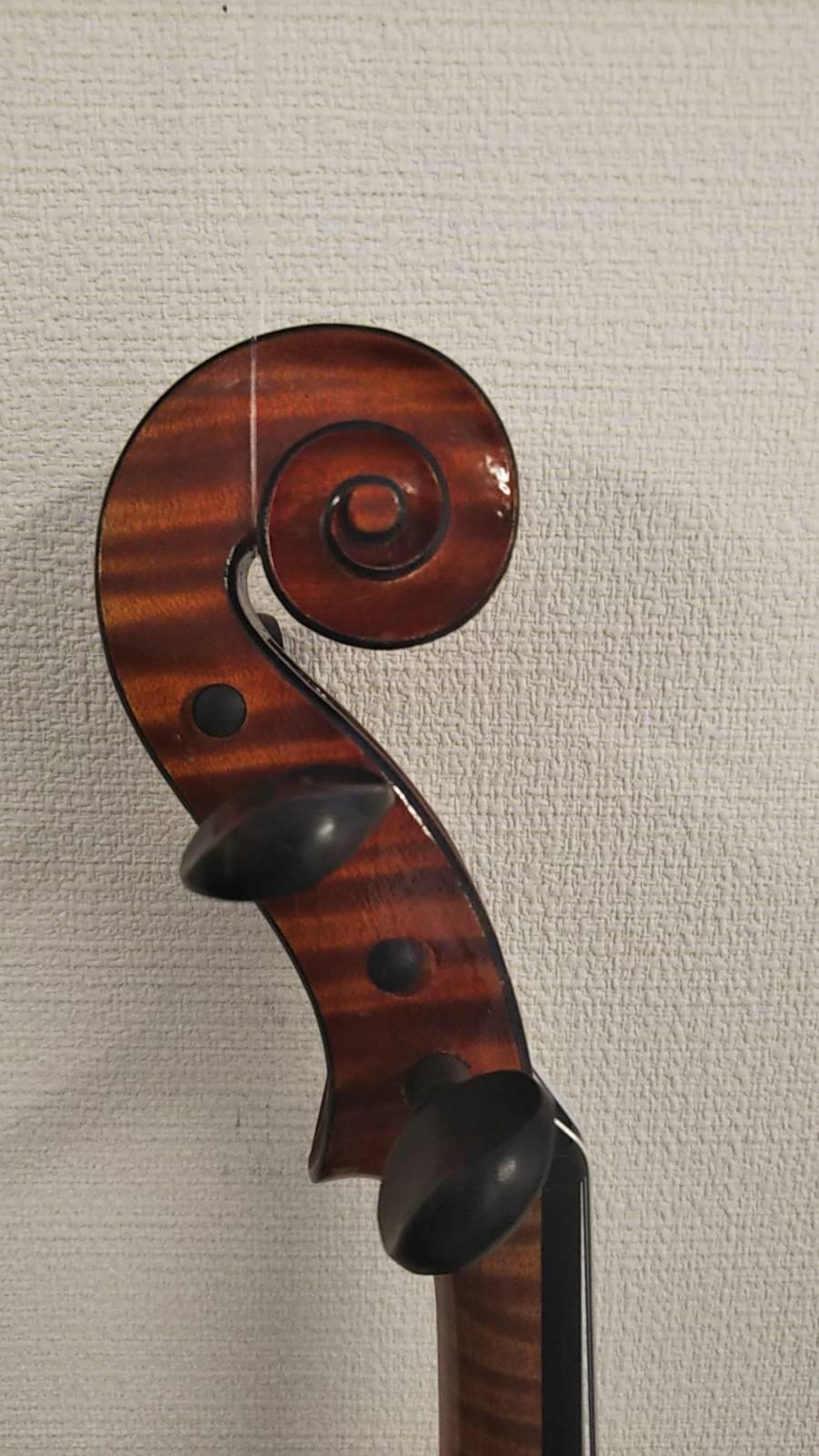 フランス ミルクールヴァイオリン Laberte-Humbert Freres Mirecourt 1933年 Grand prix Paris 1931