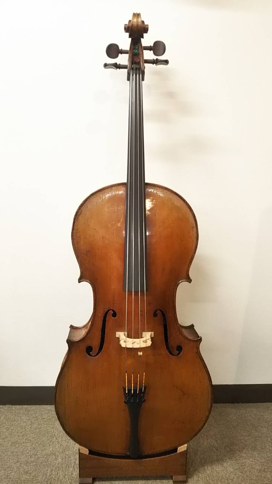 3/4 French Cello