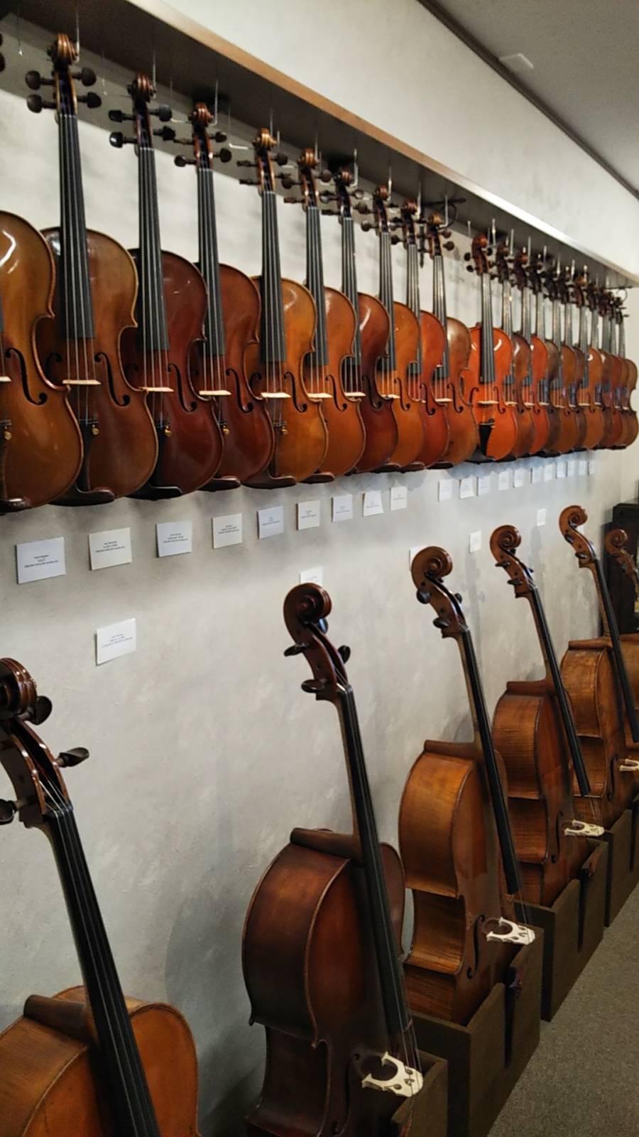 バイオリン展示会3周年記念フェア開催のお知らせ