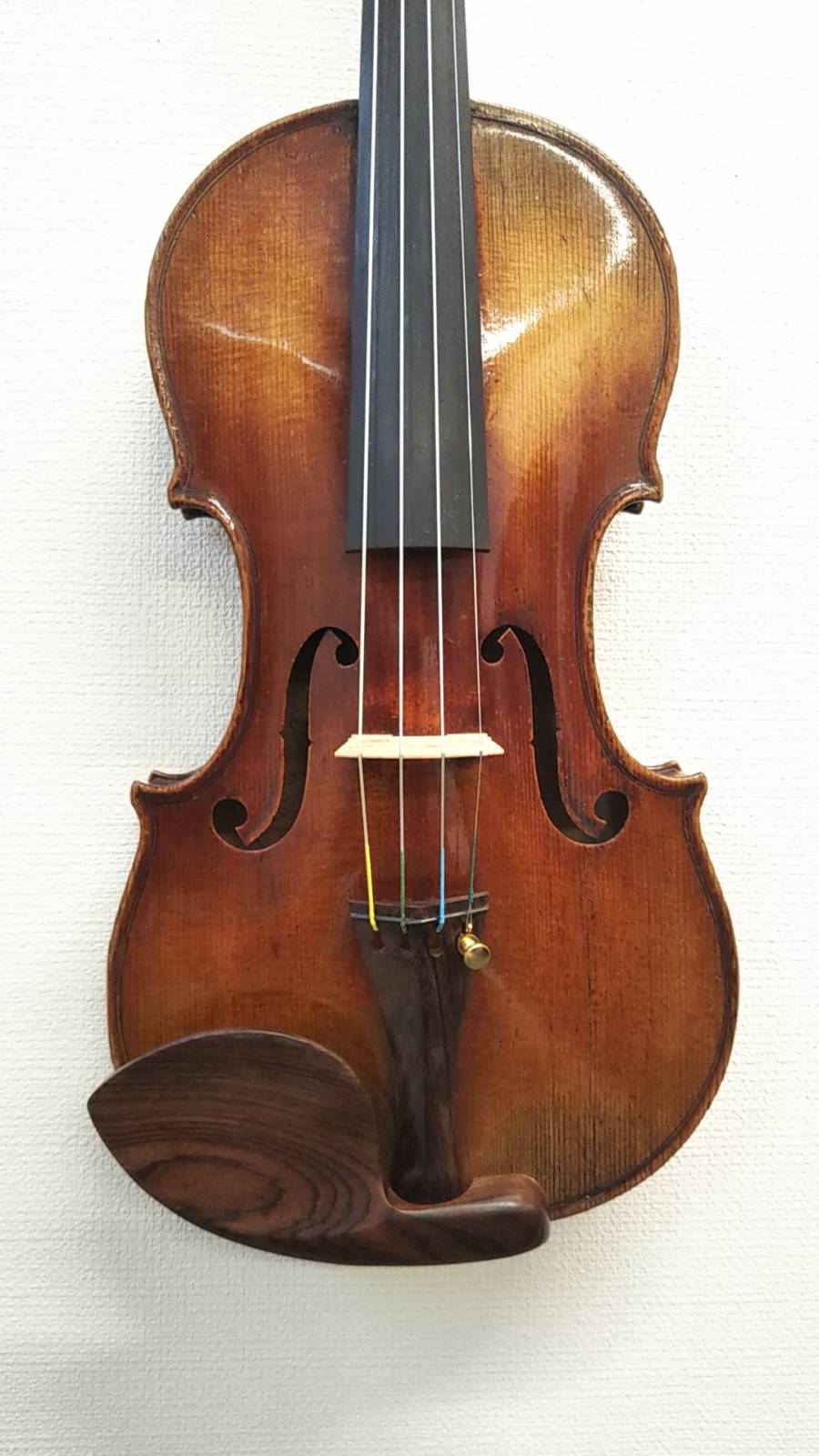 Violin  Gustave Bernardel  work shop 1890年頃