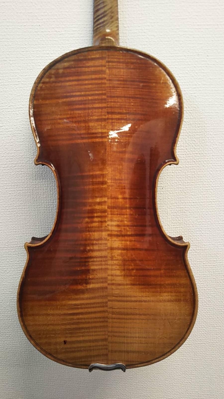Violin  Gustave Bernardel  work shop 1890年頃