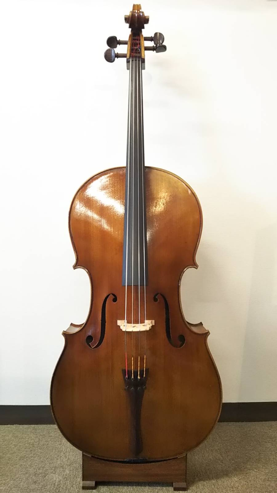 Cello  Charles Bailly  1928