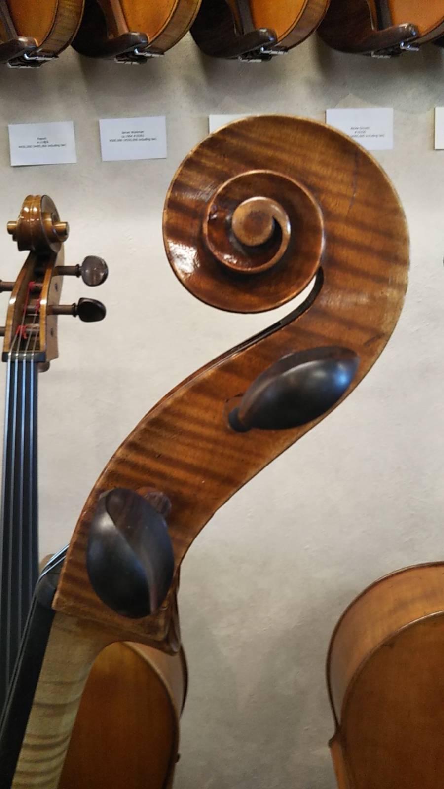 Cello Justin Amedee Derazey ca.1875