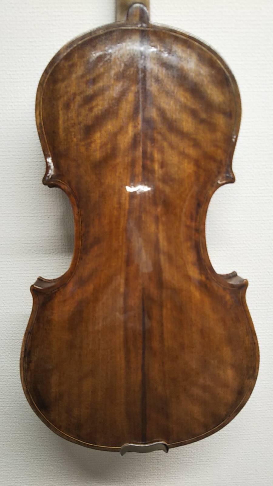 Violin Milano school ca.1850